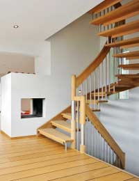Self Build Staircase Stairs Planning